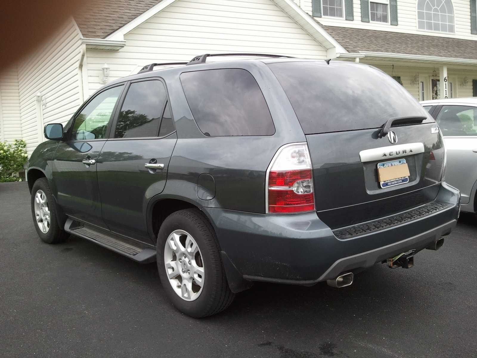 picture of 2006 acura mdx awd touring exterior. Black Bedroom Furniture Sets. Home Design Ideas