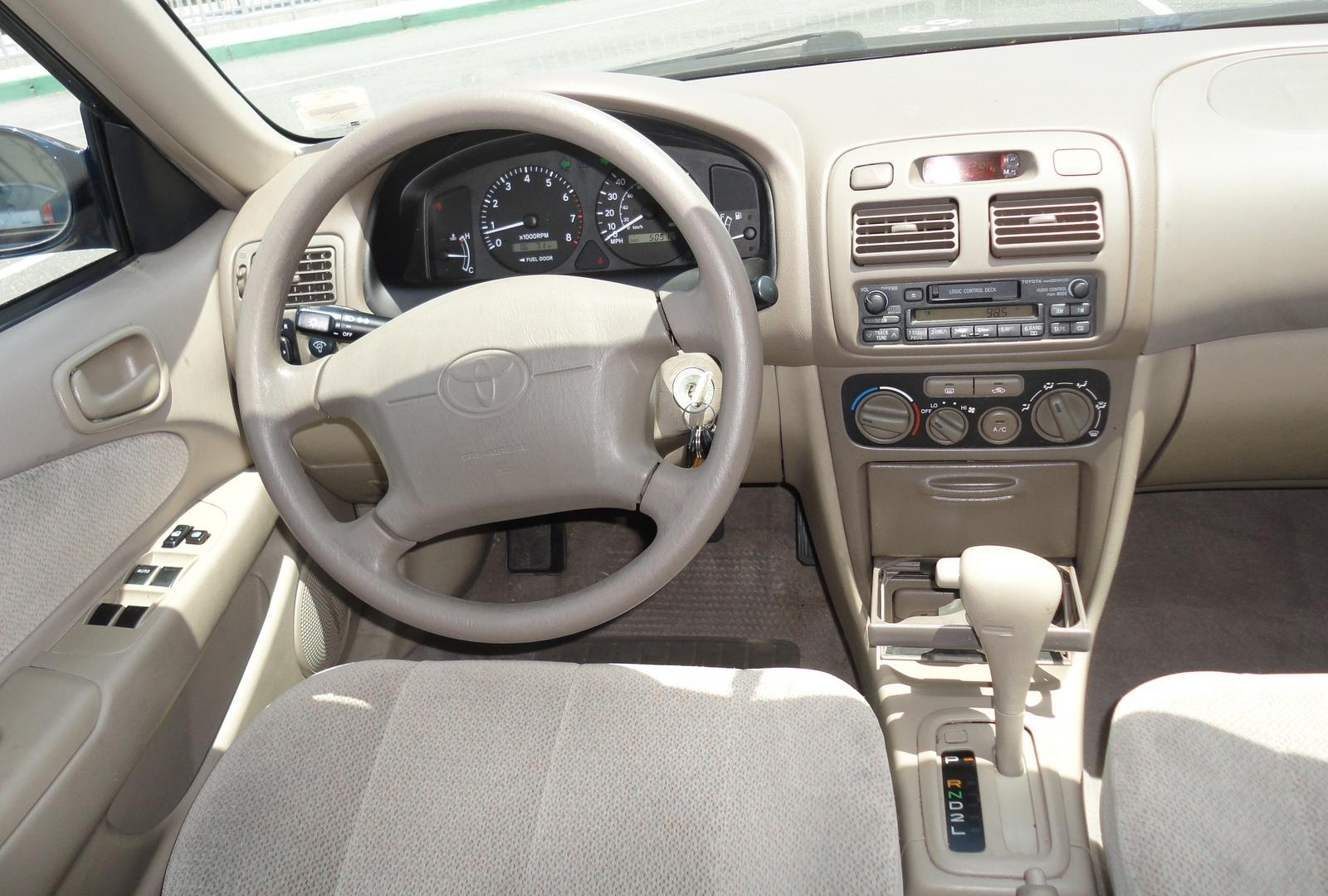2002 Toyota Corolla Interior Pictures Cargurus