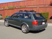 2001 Audi Allroad Quattro 4 Dr Turbo AWD Wagon, Picture of 2001 Audi allroad quattro 4 Dr Turbo AWD Wagon, exterior