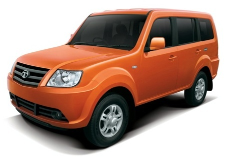 Picture of 2009 Tata Safari