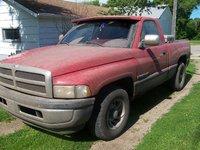 1995 Dodge Ram Pickup 1500 2 Dr LT Standard Cab SB picture, exterior