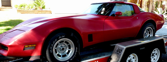 Picture of 1981 Chevrolet Corvette Coupe RWD, exterior, gallery_worthy