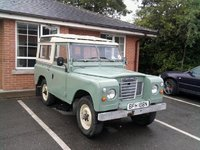 1975 Land Rover Series III Overview