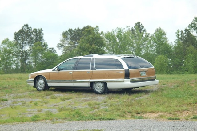 Picture of 1990 Buick Estate Wagon RWD, exterior, gallery_worthy
