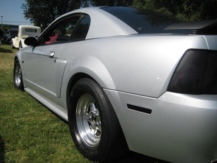 Picture of 2002 Ford Mustang GT, exterior