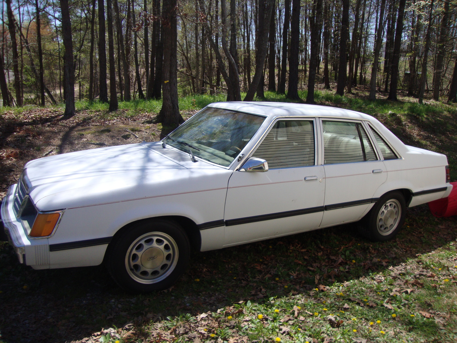 1976 Ford Granada For Sale 1985 Ford LTD - Overview - CarGurus