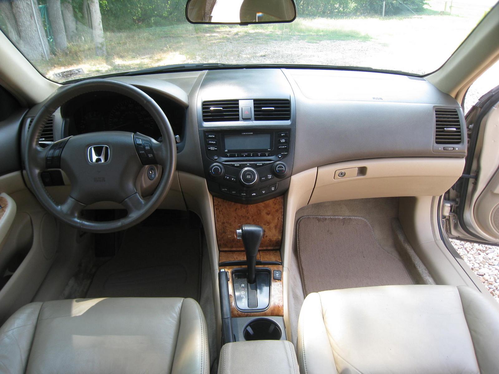 2003 Honda Accord Interior Pictures Cargurus
