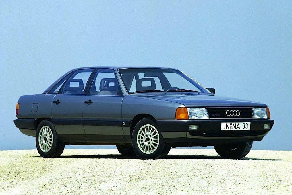 1990 Audi 100 Overview Cargurus