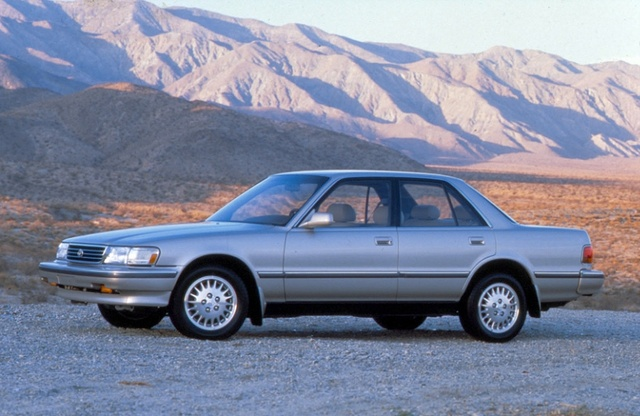 Picture of 1992 Toyota Cressida STD, exterior