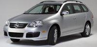 2009 Volkswagen Jetta SportWagen, Front quarter view copyright Nada Guides. , exterior, manufacturer