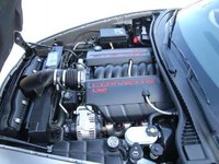 Picture of 2007 Chevrolet Corvette Convertible RWD, engine, gallery_worthy