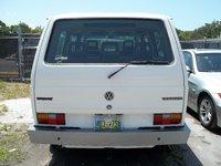 1991 Volkswagen Vanagon Overview