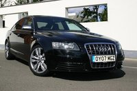 2008 Audi S6 Overview