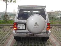1998 Mitsubishi Pajero Picture Gallery