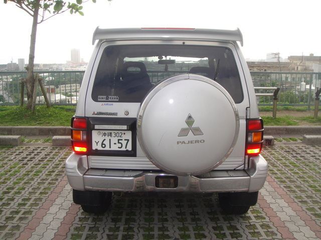 Picture of 1998 Mitsubishi Pajero