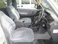 picture of 1998 mitsubishi pajero interior - Mitsubishi Montero 1998