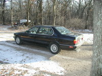 1989 BMW 7 Series Picture Gallery