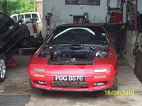 Picture of 1987 Mazda RX-7, exterior, engine, gallery_worthy