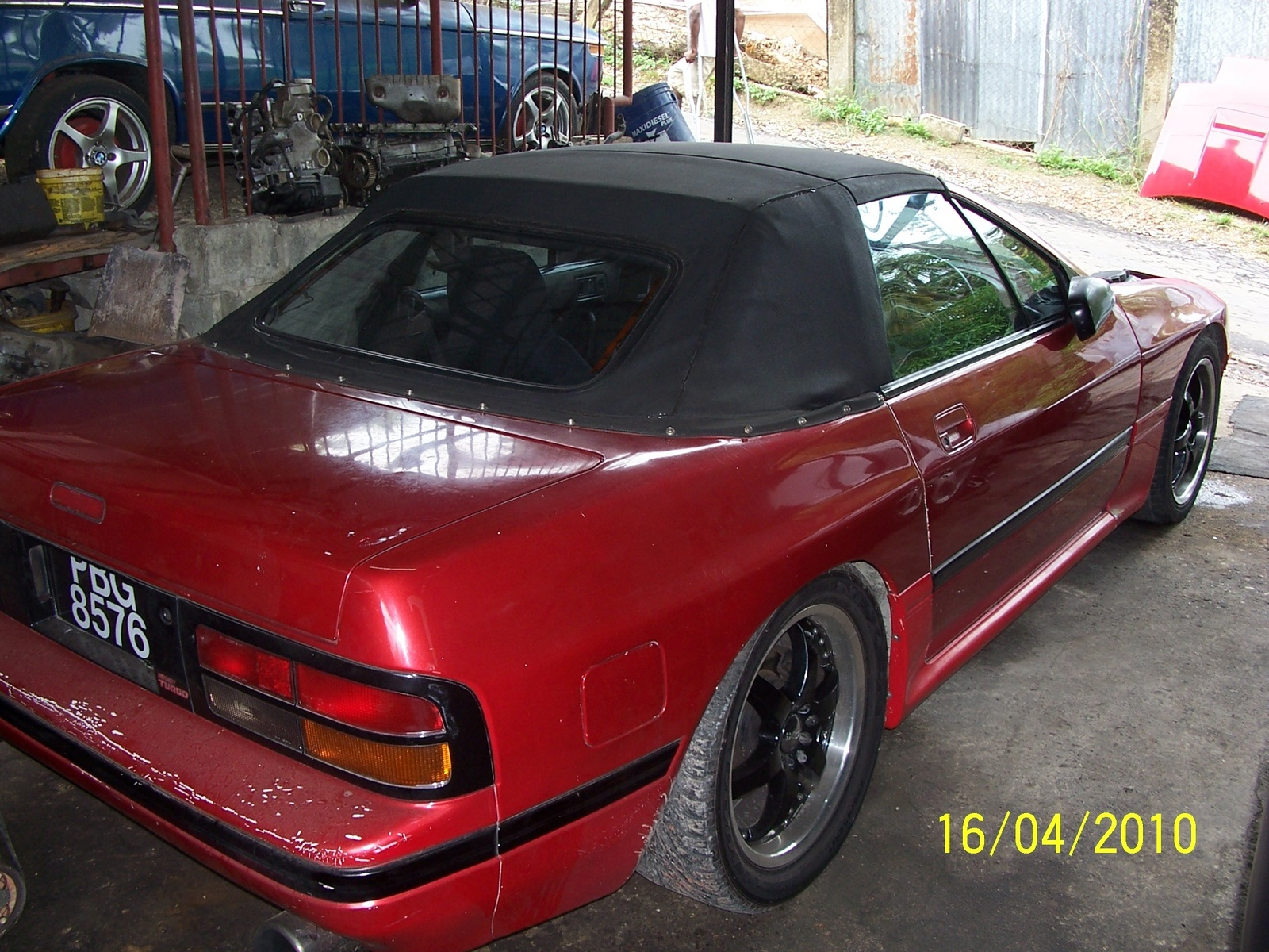 1987 Mazda RX-7 - Overview - CarGurus