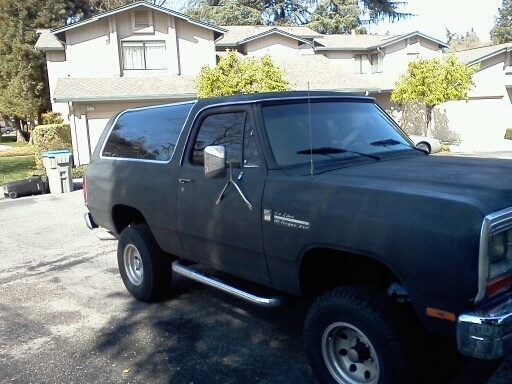 Picture of 1986 Dodge Ramcharger, exterior, gallery_worthy