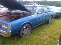 1990 Chevrolet Caprice Classic Brougham, impala, exterior, gallery_worthy