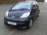 Picture of 2005 Peugeot 107, exterior