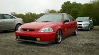Picture of 1996 Honda Civic Coupe DX, exterior, gallery_worthy