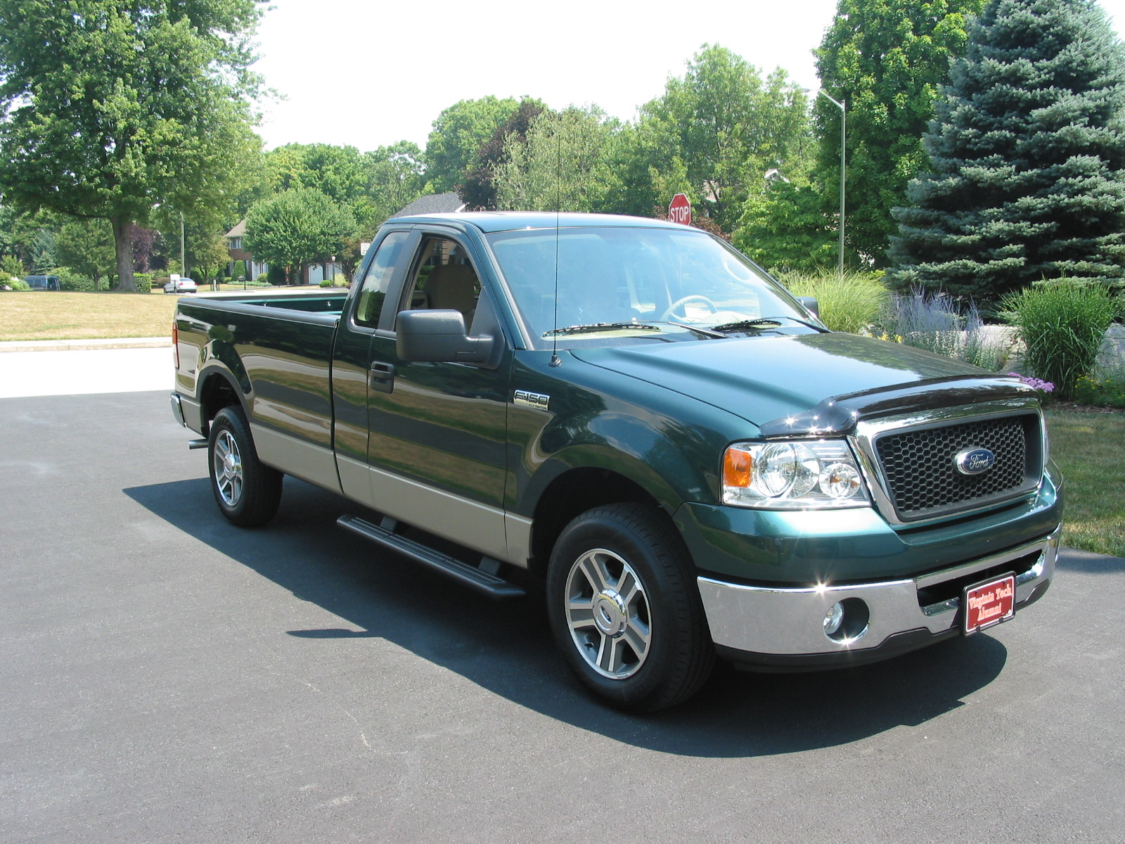 2007 ford f 150 - photo #2