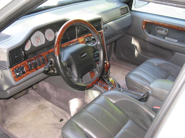 1998 Volvo S90 - Interior Pictures - CarGurus