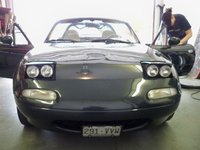 1991 Mazda MX-5 Miata Overview