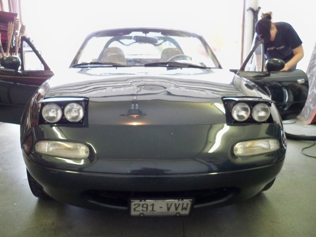 Picture of 1991 Mazda MX-5 Miata