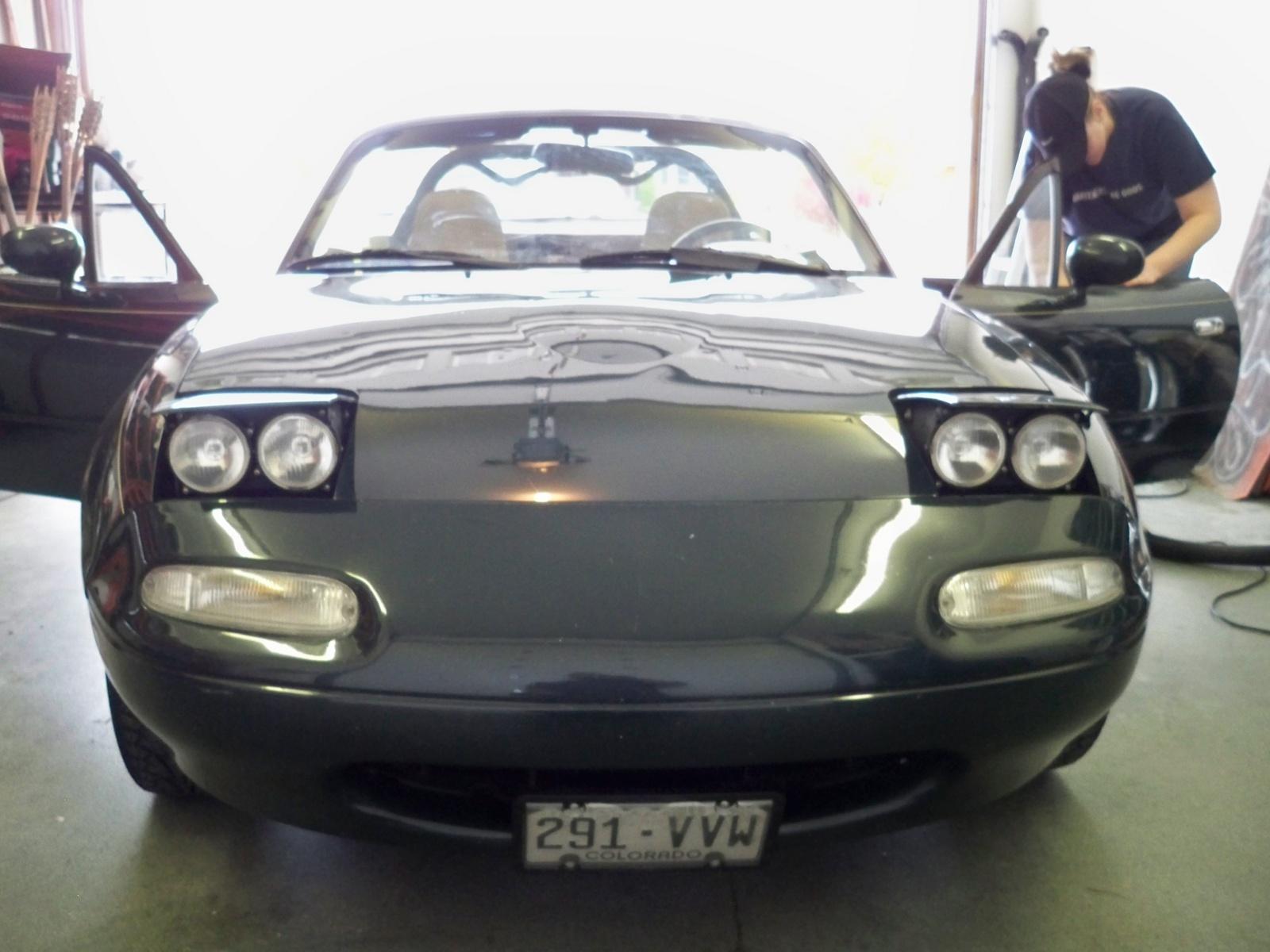 Picture of 1991 Mazda MX-5 Miata