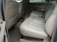 Picture of 2001 Chevrolet Silverado 2500HD LT Crew Cab 4WD, interior