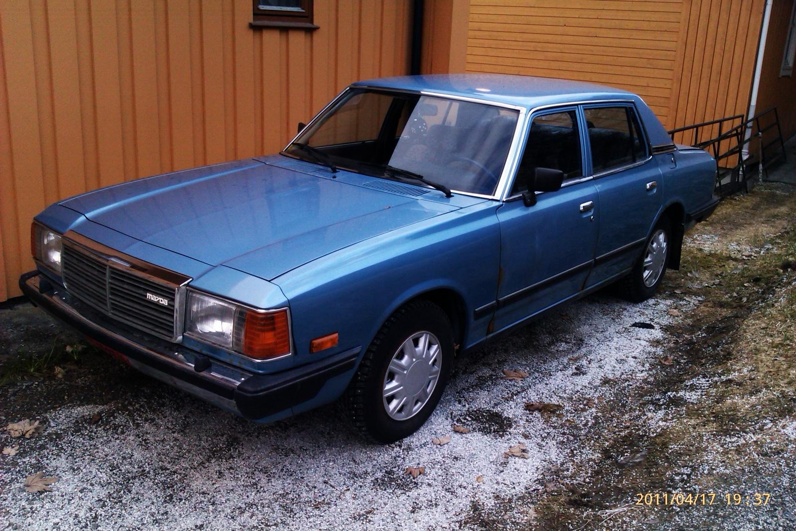 1994 Mazda 929 Overview Cargurus