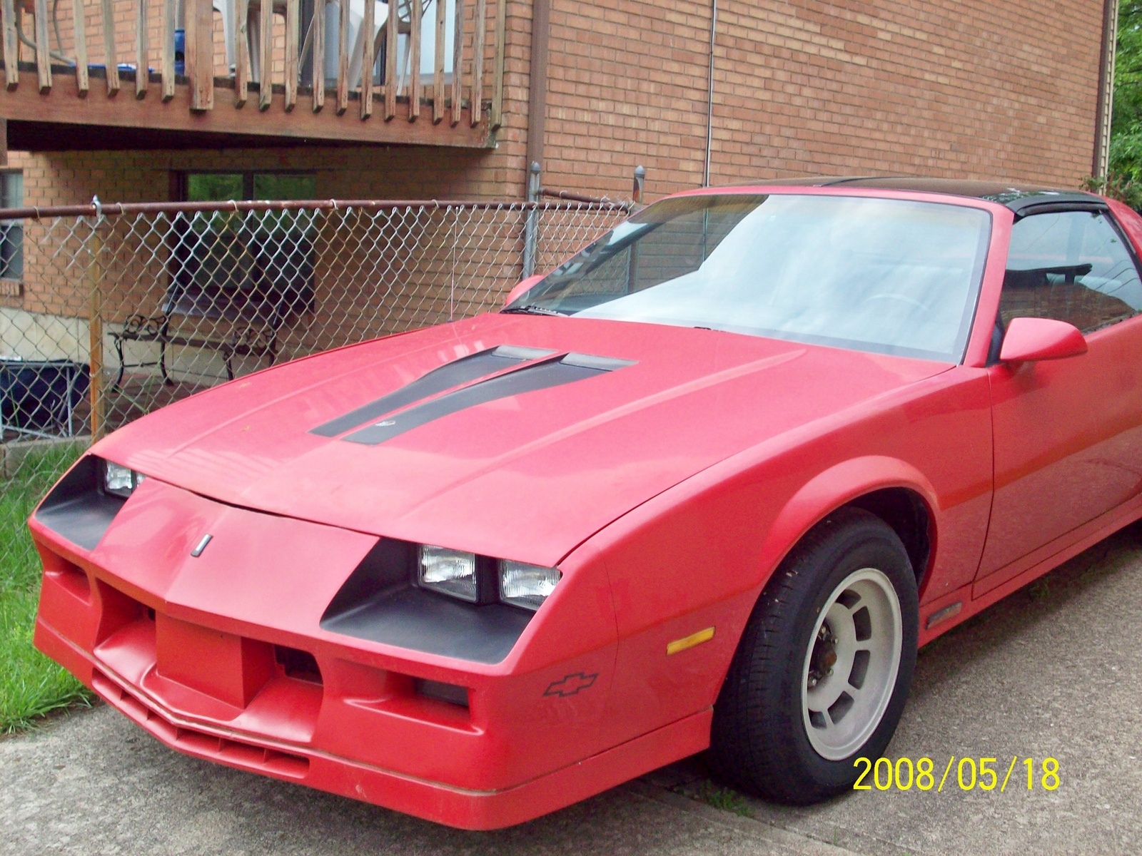 1983 Chevrolet Camaro picture