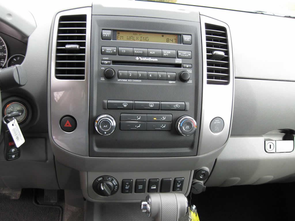 2010 Nissan Frontier Interior Pictures Cargurus