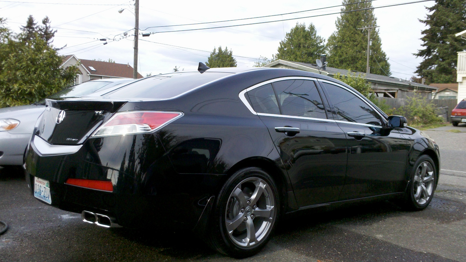 Picture of 2009 Acura TL SH-AWD, exterior