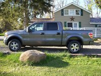 Picture of 2010 Ford F-150 FX4 SuperCrew 4WD, exterior, gallery_worthy