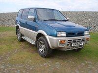 1995 Nissan Terrano II Overview