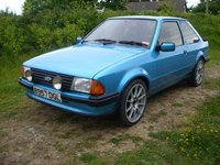 1985 Ford Escort Picture Gallery