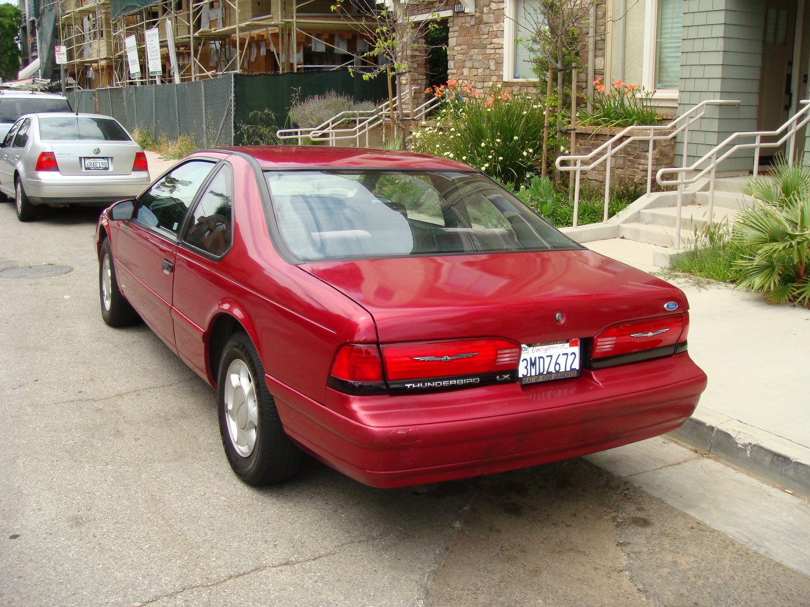 1993 ford thunderbird lx coupe specs. Black Bedroom Furniture Sets. Home Design Ideas
