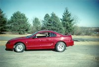 1994 Ford Mustang STD Coupe, 1994 Ford Mustang 2 Dr STD Coupe picture, exterior