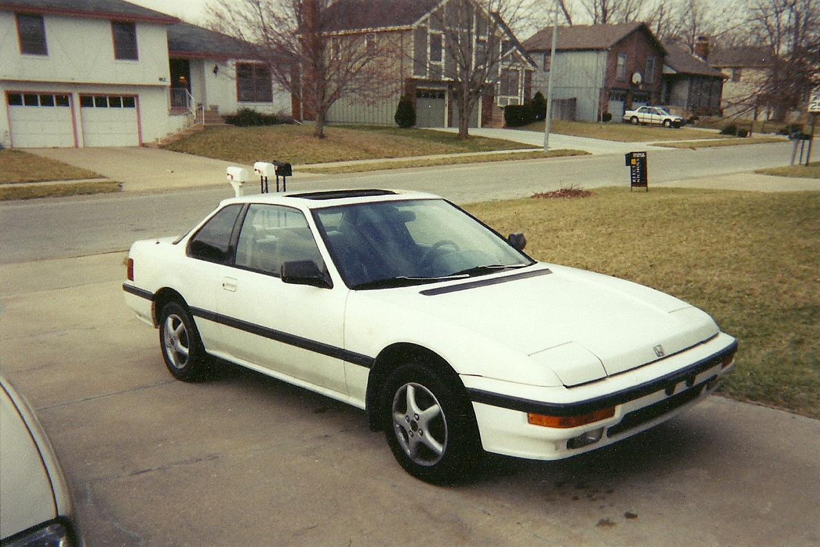 1989 Honda Prelude picture