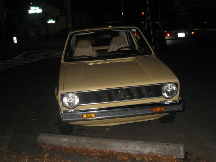 1978 Volkswagen Rabbit picture