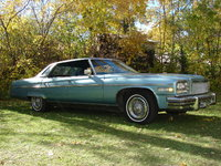 1976 Buick Electra, 1976 buick electra limited, exterior