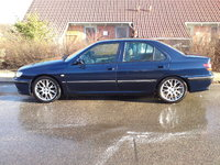 Picture of 1999 Peugeot 406, exterior, gallery_worthy