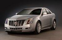 2012 Cadillac CTS, Front quarter view copyright Autoblog. , exterior, manufacturer