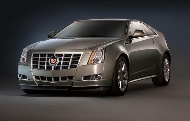 2012 Cadillac CTS, Front quarter view copyright Autoblog., exterior, manufacturer