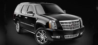 2012 Cadillac Escalade, Front quarter view copyright Yahoo Autos. , exterior, manufacturer