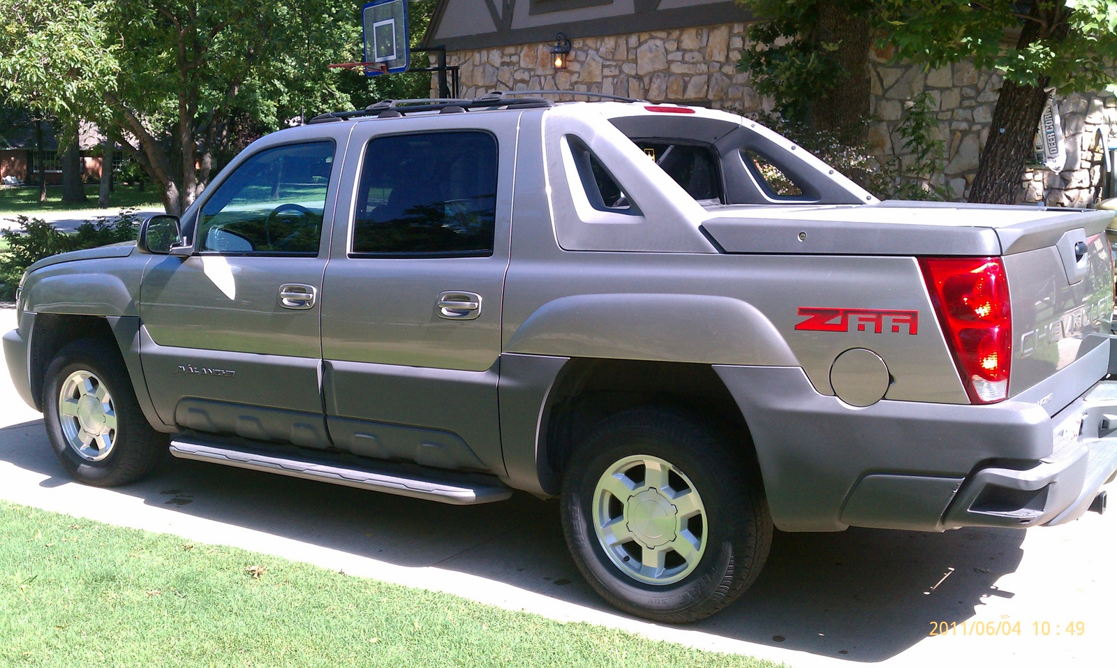 2002 Chevrol... 2002 Avalanche